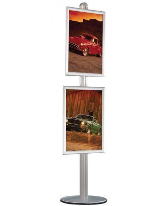 Porte affiches A1 sur pied TABL2