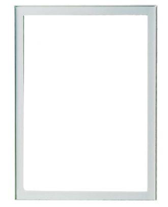 Cadre autoadhésif pour vitre 1 mm porte affiche A3