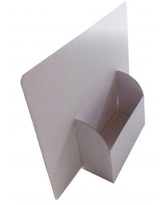 Présentoir A5 carton CARTLA5 vierge