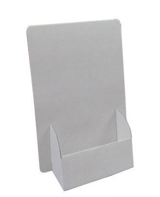 Présentoir de comptoir carton A5 vierge PNA5