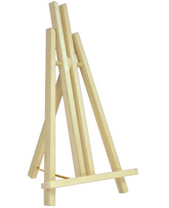 Chevalet de table en bois 2M