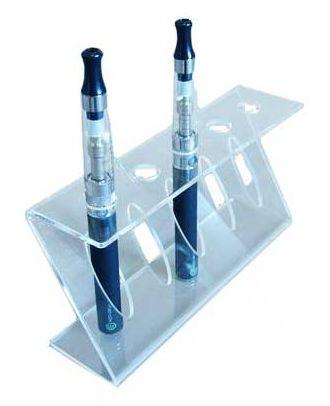 Présentoir de cigarette électronique CIGZ5 en situation