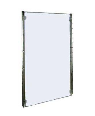 Cloison d'affichage magnétique 180 x 120 cm