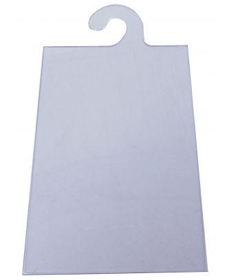 Cravate Plexiglas A4 vertical