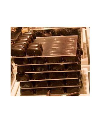 Plaque intercalaire alimentaire 200 x 200 mm en situation