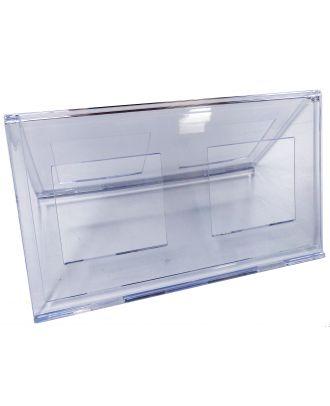 Chevalet porte nom plexiglas 100 x 180 mm PPK775