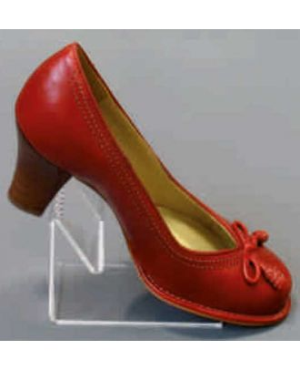 Présentoir de chaussure CTRM39 utilisé en horizontal