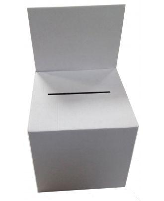 Urne carton vierge MICRO15 de face